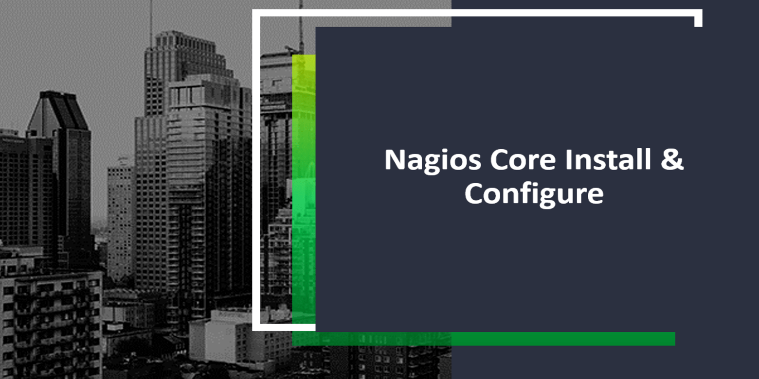 Installing and Configuring Nagios on Ubuntu 18.04