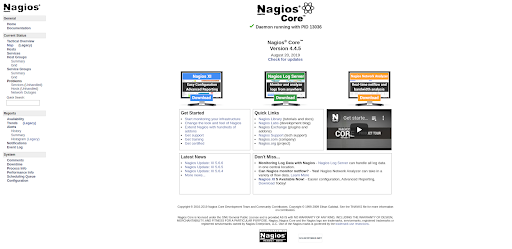 nagios-interface-nagios-installation